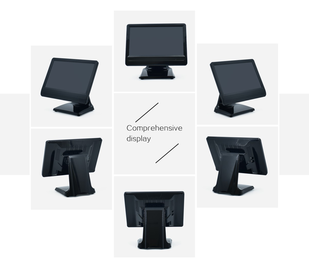 Capacitive Touch epos system