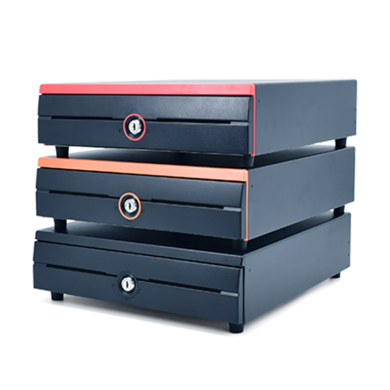 factory electronic cash drawer