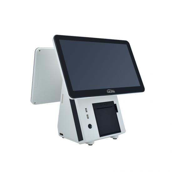 Gilong U605P Restaurant POS Cash Register