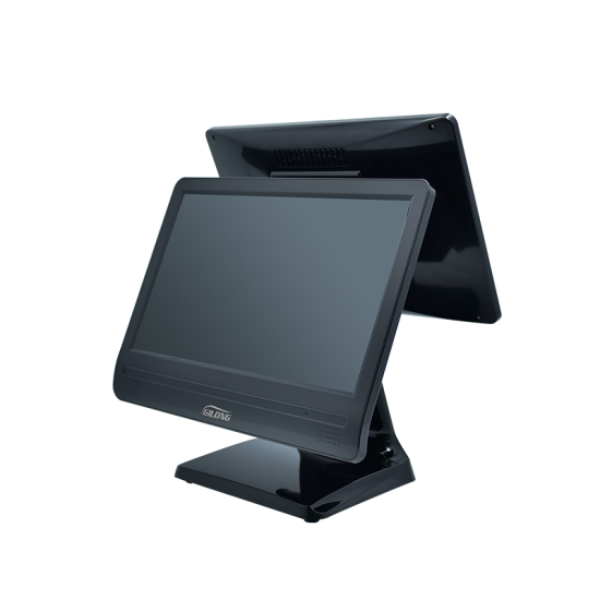 Resistive touch screen pos