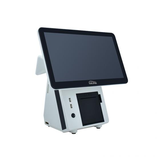 Gilong U605P Restaurant Cashier Machine