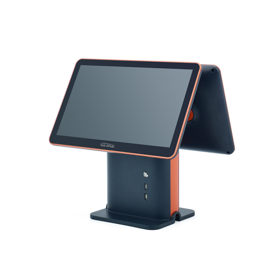 15.6 inch windows POS system with capacitive touch screen